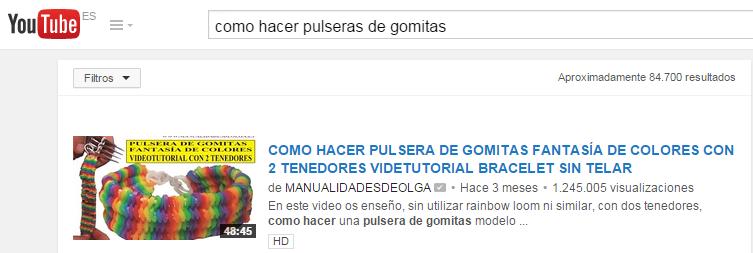 Cómo elegir título para un vídeo de YouTube