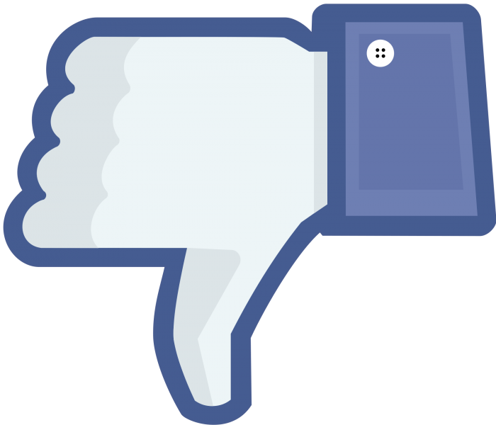 Caída de Likes en Facebook Pages