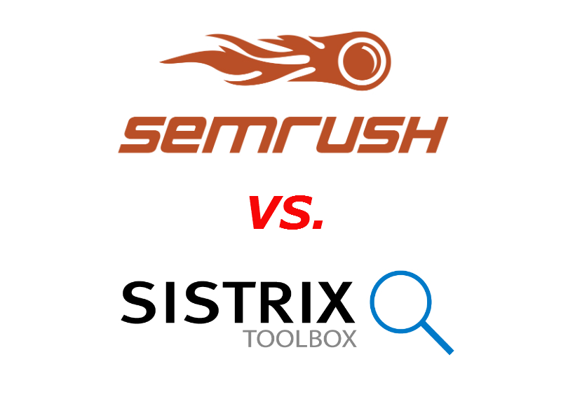 semrush vs sistrix