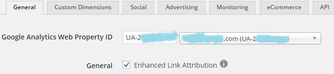 Plugin Better Analytics WordPress