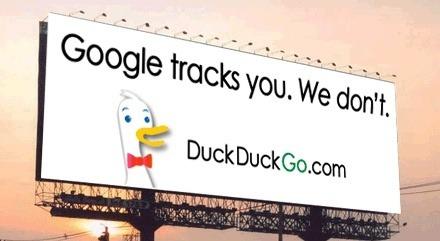 DuckDuckGo ventajas