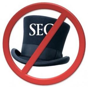 No hacer Black Hat SEO