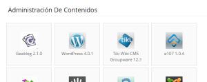 Instalador automático Wordpress