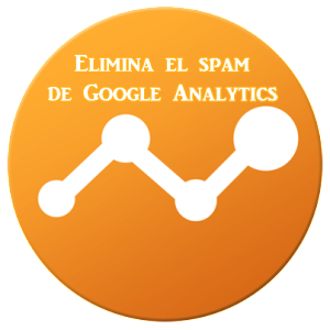 Elimina spam de Analytics