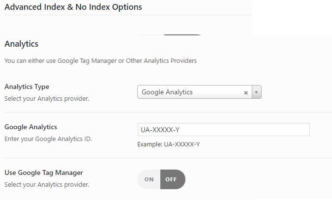 Google AMP Analytics WordPress
