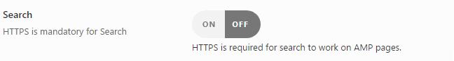 HTTPS AMP en WordPress