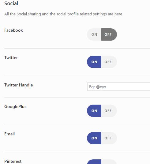 Redes Sociales AMP WordPress