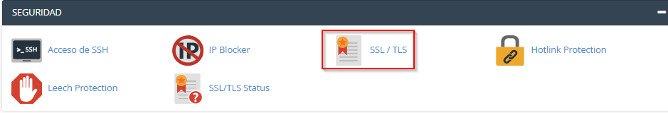 Instalar SSL Godaddy