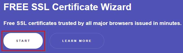 Crear un certificado SSL gratis