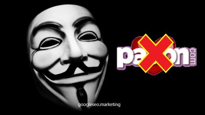 Ciberataque sobre pasion.com